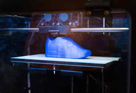 3D Printing Tech is Disrupting the Footwear Industry