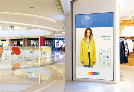 Can Digital Signage Attract More Clientele?