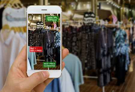 Leveraging Benefits of Augmented Reality in Retail Landscape