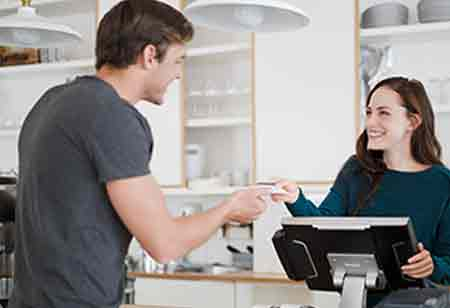 Advantages of Contactless POS System in Retail and eCommerce