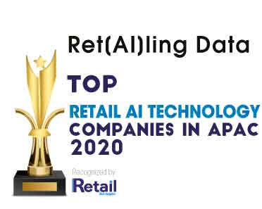 Top 10 Retail AI Technology Companies in APAC - 2020